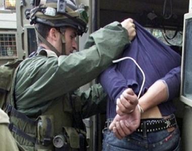 قلقيلية - اعتقال مدنيين - 12-04-2014Hebron - Arrests of Civilians - 12-04-2014עצורים - 12-04-2014