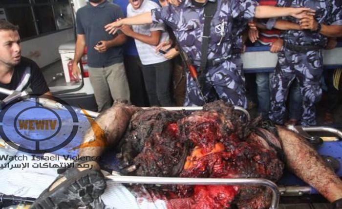 جرائم الاحتلال الاسرائيلي في غزة