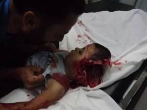 قتل طفل ساهر