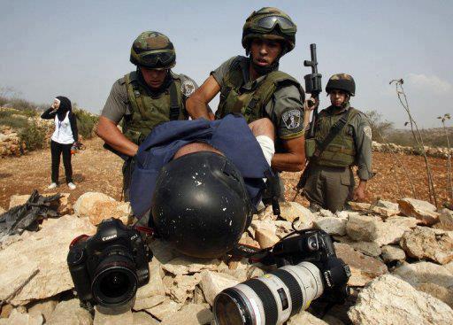 انتهاكات اسرائيلية  بحق الصحفيين لشهر ايلول - 9-2015 Violations Against Journalists 9/2015הפרות כלפי עיתונאים בחודש ספטמבר 2015 Eylül-2015 Gazetecilere Yönelik İsrail IhlalleriИзраильские репрессии против журналистов за сентябрь