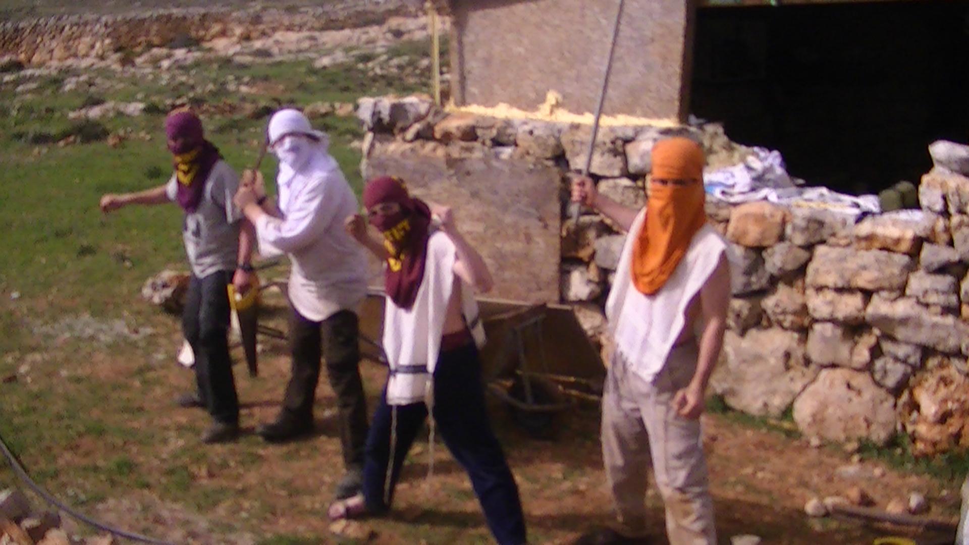 اعتداءات مستوطنين 28-05-2016Riots by Settlers 28-5-2016הפרות מתנחלים 28-09-2016