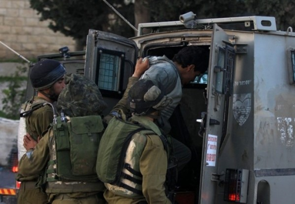 اعتقالات 23-02-2017Arrests 23-02-2017מעצרים  23-02-2017